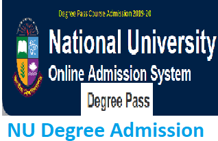 Nu Degree Admission