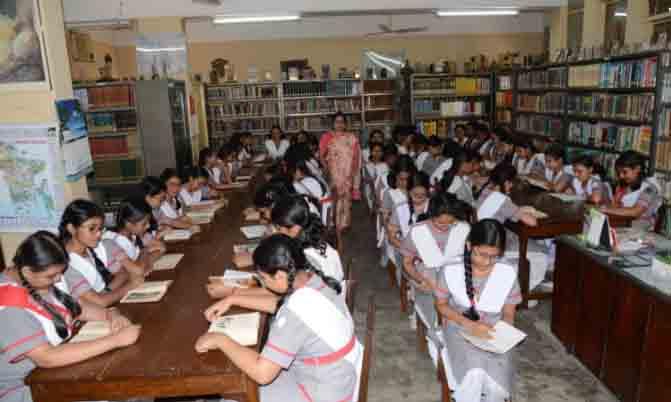 HOLY CROSS GIRLS HIGH SCHOOL