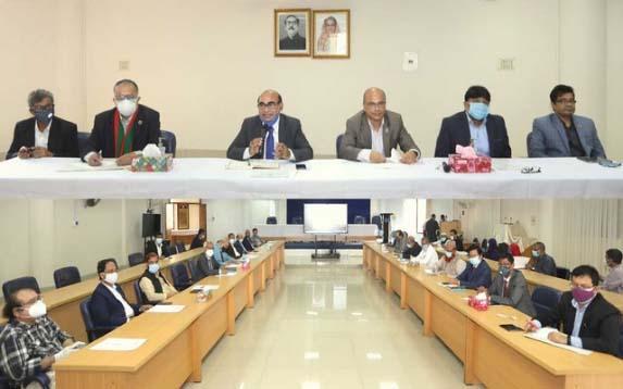 UGC board meeting